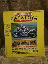 Motorrad Katalog Nr. 23 1992