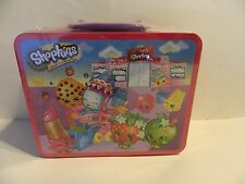 Shopkins 100 piece Puzzle with Metal Lunch Box   Ages 5+        New