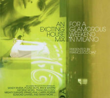 GLAMOROUS WEEKEND =Francesco Diaz= In-Fra/Dantes/Morel...= EXCITING HOUSE MIX!