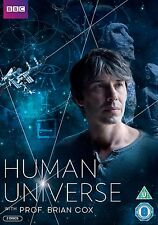 Human Universe (Professor Brian Cox BBC TV Series) Region 4 New DVD (2 Discs)