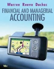 Financial & Managerial Accounting (Available Titles CengageNOW) by Warren, Carl