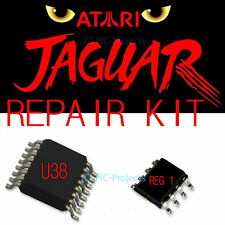 Replacment IC's MC34163 & 78l05 to Repair Faulty Atari Jaguar Game Console kit