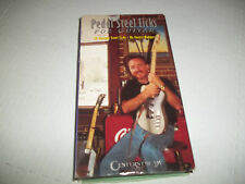 PEDAL STEEL LICKS FOR GUITAR FOREST RODGERS  VHS VIDEO RARE
