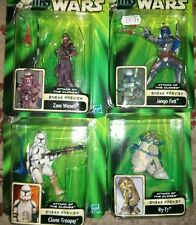 star wars figures 4 bulk sale sneak preview attack of the clones..