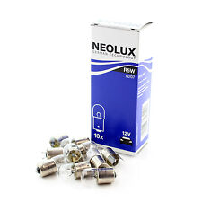 10x Neolux 12v 'Trade' 5w Small BA15S R5W 207 Indicator Repeater Bulbs Lights
