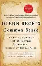 GLENN BECKS BOOK COMMON SENSE    BY GLENN BECK
