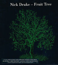 NICK DRAKE - FRUIT TREE (602517457034) 3LP + DVD + BOOK BOX SET