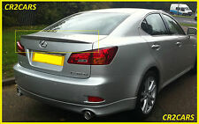 Lexus es Berlina 4 puertas rear/boot Trunk Spoiler (2006-2012)
