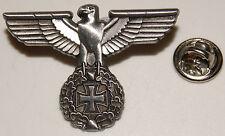 Reichsadler Lorbeerkranz EK Military  l Ansteckerl Abzeichen l Pin 298