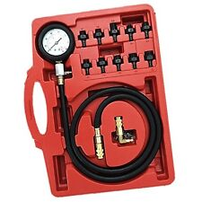 Engine Oil Pressure Test Kit Set Low Oil Warning Oil Switch Fault Diagnosis