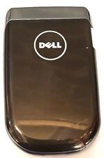 Dell 3i Mini Cell Phone Battery Door Back Housing Cover Brown