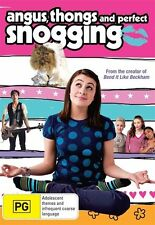 Angus, Thongs and Perfect Snogging (DVD, 2009) - (new / sealed)