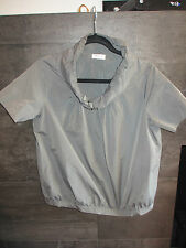 Dries Van Noten gray top size 40 made in Belgium