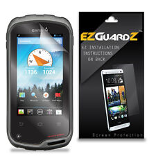 5X EZguardz LCD Screen Protector Skin Cover Shield HD 5X For Garmin Monterra GPS