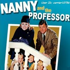 NANNY AND THE PROFESSOR 1970 TV SERIES ON DVD ALL 54 EPISODES JULIET MILLS