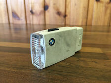 Genuine BMW White Accu Lux Glovebox Torch - E28 E30 E31 E32 E34 E36 Z3 M3 M5