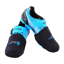 WOLFBIKE MTB Lycra Shoe Toe Cover Cycling Shoe Cover Warmer Protector 1 Pair