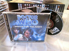 Doctor Who BIG FINISH audio cd 10. WINTER FOR THE ADEPT. PETER DAVISON