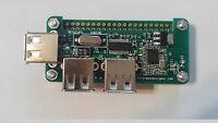 HubPiWi 1.3 Raspberry Pi Zero Hub with Wifi - No cable connector