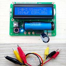 M328 Transistor Tester Diode Triode Inductance Capacitance ESR Meter MOS/PNP/NPN