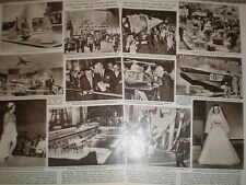 Photo article Russian Soviet Exhibition Earl's Court London 1961