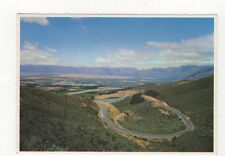 View From Gydo Pass Prince Alfred Hamlet Cape South Africa 1973 Postcard 527a