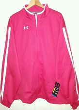 Under Armour Coldgear Zip Softshell Track Jacket: 2XL (NWT) 1238918