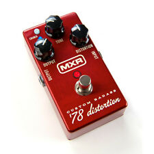 MXR M78 Custom Badass '78 Distortion Guitar Pedal