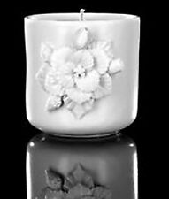 D L & CO ASIAN PEAR CERAMIC SOY CANDLE, 5.7 OZ