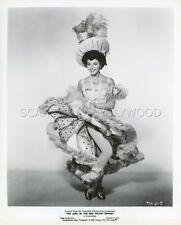 JOAN COLLINS THE GIRL IN THE RED VELVET SWING 1955 PHOTO ORIGINAL #3 LEGGY