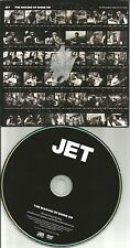 JET Limited PROMO BONUS Dj Video DVD Making of Shine On RARE FOOTAGE 2006