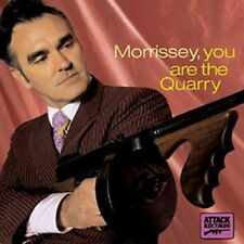 Morrissey You Are The Quarry CD NEW SEALED 2004 First Of The Gang To Die+