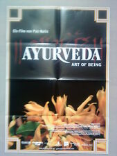Filmplakat : Ayurveda Art of Being