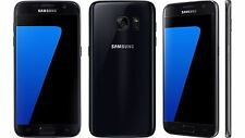 "Samsung Galaxy S7 Smartphone, Android 5.1"" 4G LTE SIM Free 32GB - Black (ML1109)"