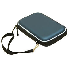 "Carry Case Cover Pouch Bag for 2.5"" USB External Hard Disk Drive Protect Blue LW"