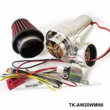 Mini Electric Turbo Supercharger Kit Turbo Kits Air Filter Intake for All Car Mo