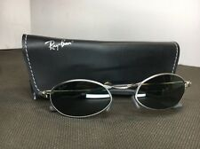 VINTAGE B&L RAY BAN W2729 CHROME G15 PROPHECY PREDATOR WRAPS SUNGLASSES. 111