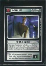 Star Trek CCG DS9 RARE The Walls Have Ears NM/M