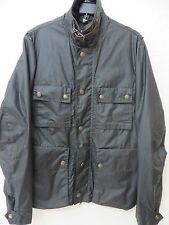 Burberry Brit Mens Jacket Racing Green Size M