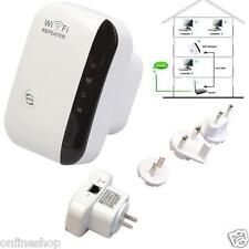 300M Wireless WIFI Repeater Signal Amplifier AP Router Through Walls