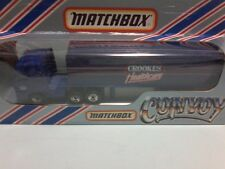 "MATCHBOX CONVOY CY25 DAF semi trailer box truck  ""CROOKES Healthcare "" Mintboxd"