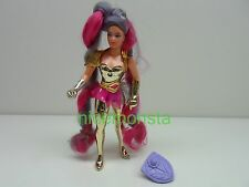 She Ra Princess of Power Mattel Entrapta Action figure not complete 1985