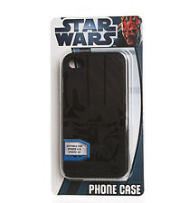 STAR WARS - Darth Vader iPhone 4, 4S Rubber Case Cover (Zeon) #NEW