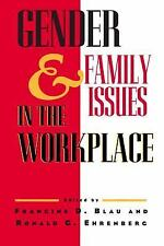 Gender and Family Issues in the Workplace, , New Book