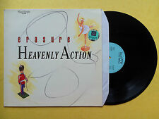 Erasure - Heavenly Action / Don't Say No / My Heart So Blue, Mute INT-126.834 Ex