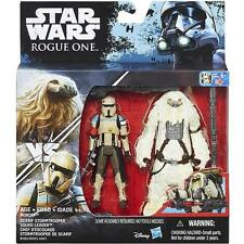 Star Wars: Rogue One: Hasbro: Moroff / Scarif Stormtrooper Squad Figure 2-Pack