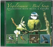 Vogelstimmen-Birdsongs-Relaxation with Music & Nature (2006) Oliver O'Don.. [CD]