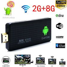 MK809 III 2G+8G Mini PC Android Smart IPTV Box Android5.1 Bluetooth 4.0 1.4GHz