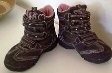 Stiefel Gr. 25 Super Slam U.S.A. Winterstiefel Schuhe für Mädchen
