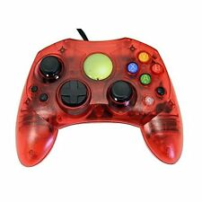 Replacement Controller For Xbox Original Red Transparent By Mars Devices 5Z